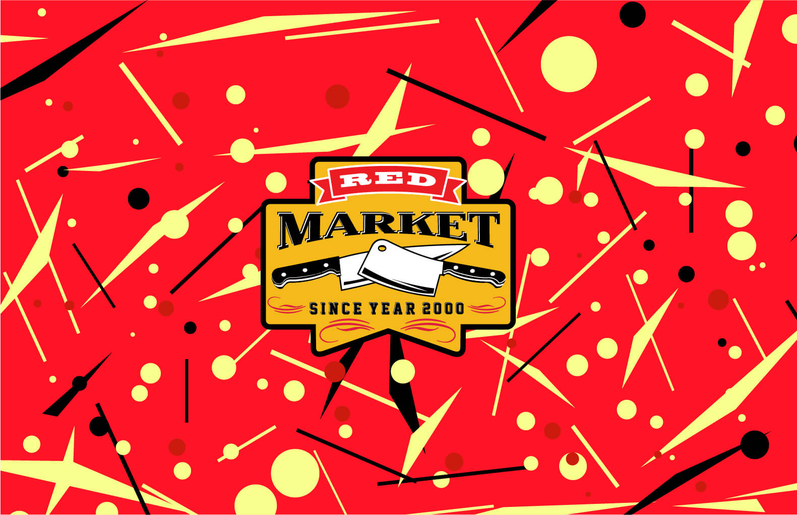 Red Market - Eng